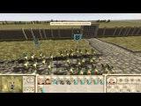 Rome Total War [6.1] Фракийцы