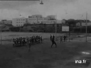 Сборная Марокко 50-60-х годов. Ben Barek Maroc Football 1950s 60s La Perle Noire