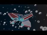 Делаю арт в  SketchUp  для O-Nebula Online