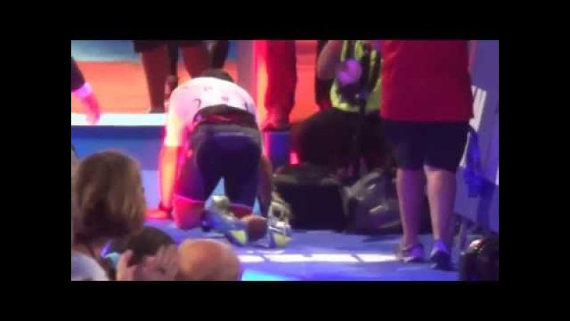 Цена победы - Триатлон IronMan (Железный Человек) - Барселона 2014