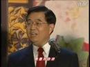 Подмосковные вечера Поёт президент Китая