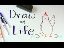 Draw My Life 🐣 A Hen in Today's World