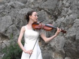 Юлия Чудова (скрипка, Ялта)  -  Шуберт Аве Мария
