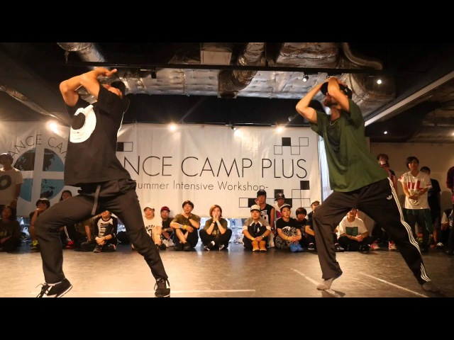 Shaun Evaristo Drowning Banks @ En Dance Camp Plus 2015