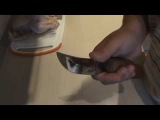Обзор ножа Кизляр Гюрза-2.