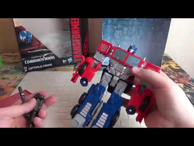 Transformers Generations Voyager - Optimus Prime / Трансформеры Дженерэйшнс Вояджер Оптимус Прайм » Freewka.com - Смотреть онлайн в хорощем качестве