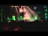 Nanowar Of Steel (Live) - Esce ma non mi rosica (Iranian Cover)