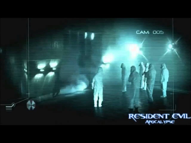 RESIDENT EVIL 1,2,3,4,5 HD Theme Remix by The Enigma TNG Marilyn Manson Extended Version [HQ]