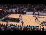 Marc Gasol's amazing game-tying three pointer at the buzzer vs San Antonio Spurs! (12.17.2014)
