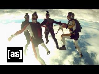 Falling | Off the Air | Adult Swim