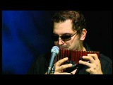 Spain by Chick Corea on Jazz panflute performed by Damian Draghici