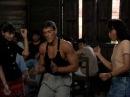 Kickboxer Jean Claude Van Damme Dance
