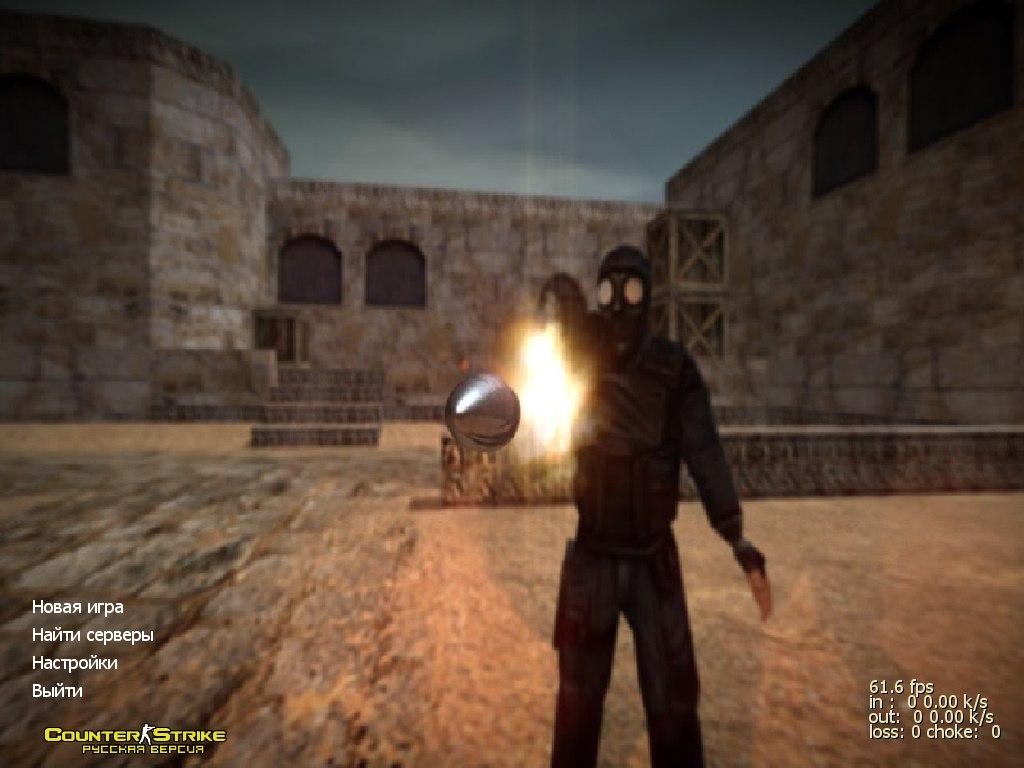 Counter-Strike 1.6 [анти разброс] (2014) PC | RePack