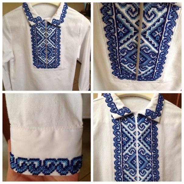 Продається дитяча сорочка для
