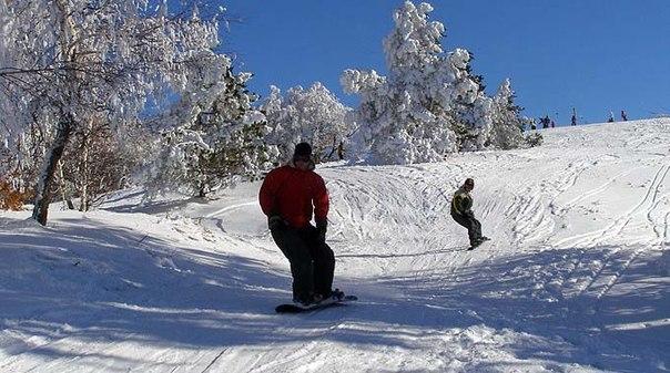 На праздник зимы на АЙ-Петри пустят только на внедорожниках