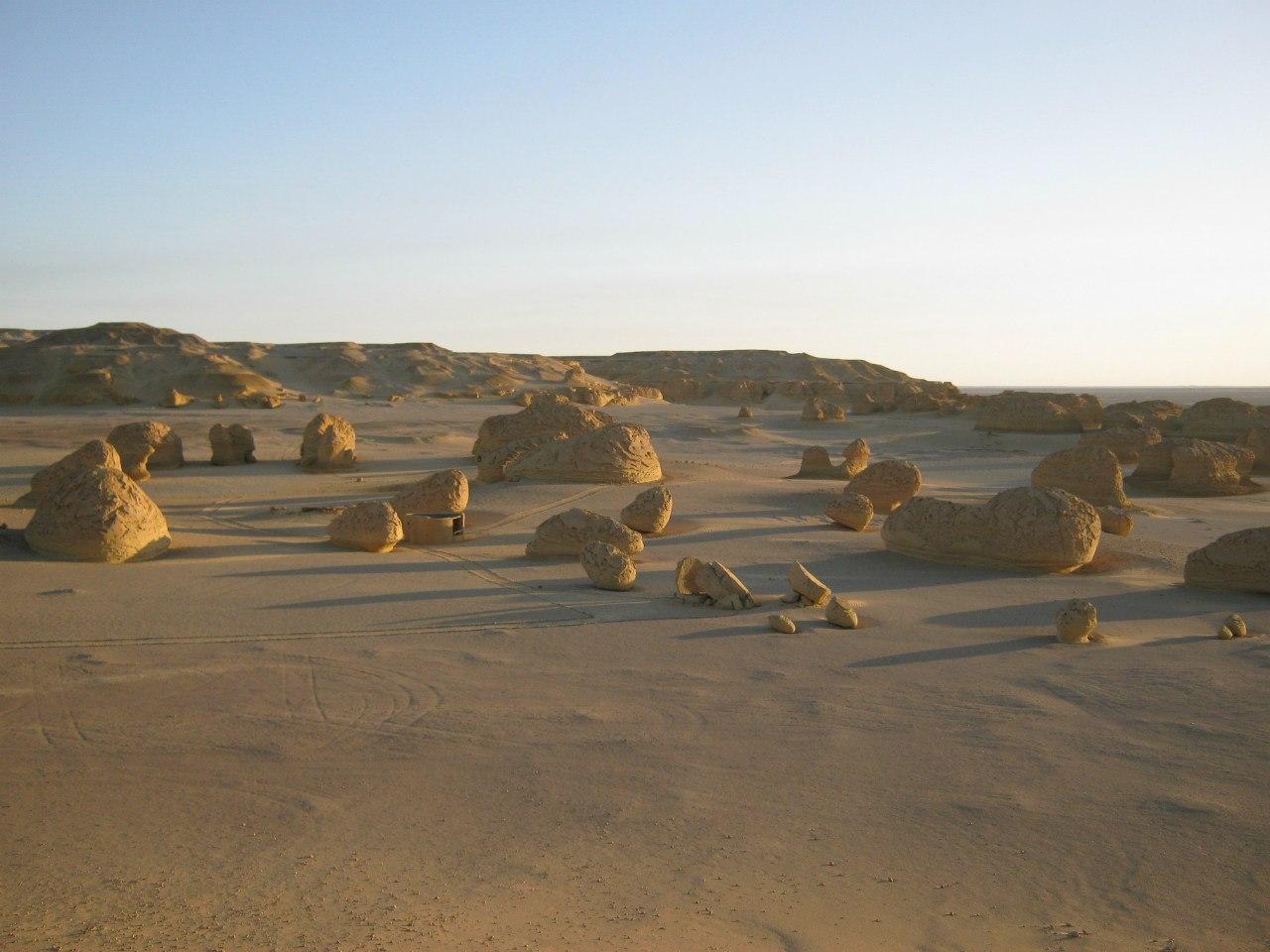 Бесплатно по Египту