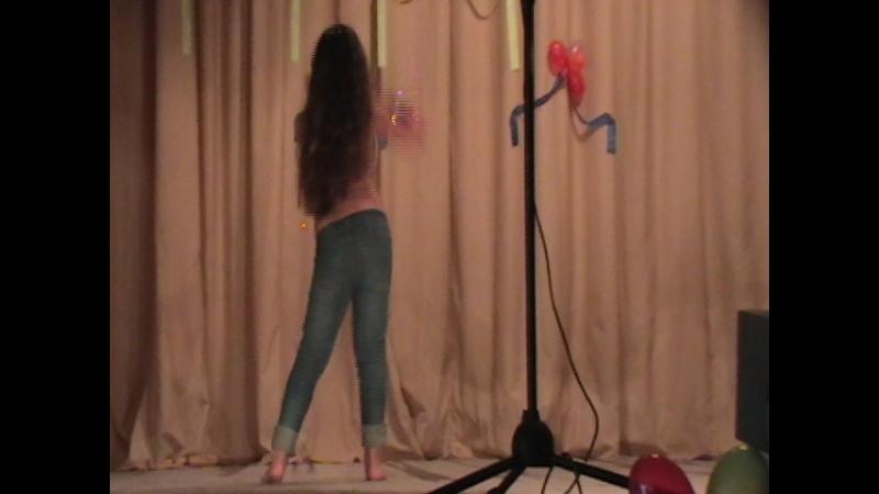 Basan Olexandra танець