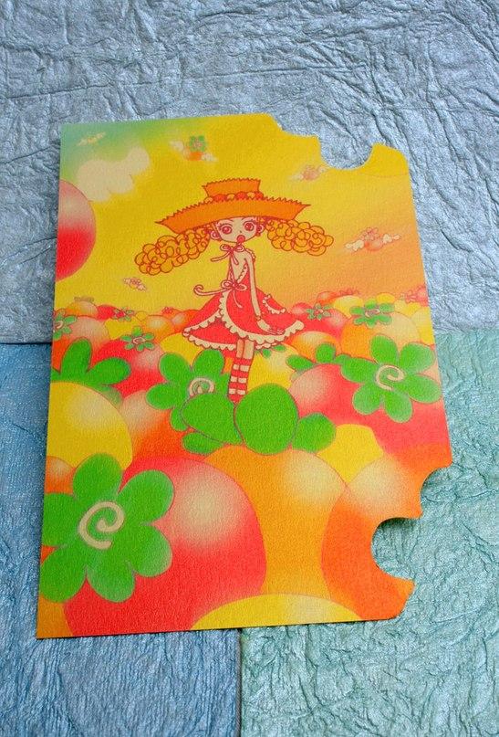 Купить нестандартные открытки