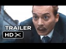 Mortdecai Official Trailer 1 (2015) - Johnny Depp, Gwyneth Paltrow Movie HD