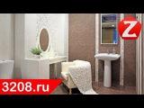 Секреты укладки керамической плитки. Дизайн и ремонт ванной комнаты. Ремонт и от...