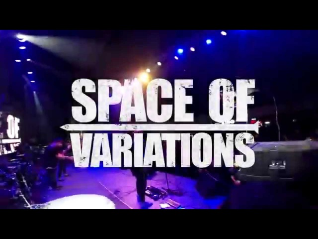 Space Of Variations at LOADFEST 5 (LVIV 03.10.2015)