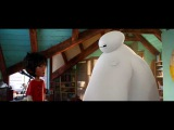 Big Hero 6  Disney - clip Meet Baymax  In Cinemas Now