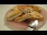 Хачапури вкусный рецепт с творогом и сыром как приготовить блюдо пошагово ужин домашние быстро видео