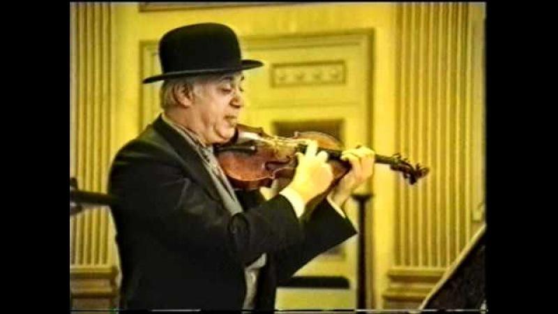 Alexander Labko plays Johann Strauss II