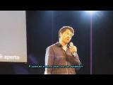Jibcon 2014 - пятничная панель Миши, часть 1 [rus subs]
