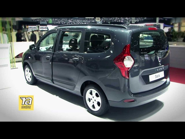 Dacia Lodgy. 7 мест по карману