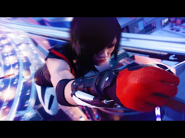 Mirrors Edge Catalyst 7 Minutes of Gameplay All Trailers/Gameplay Compilation 1080p