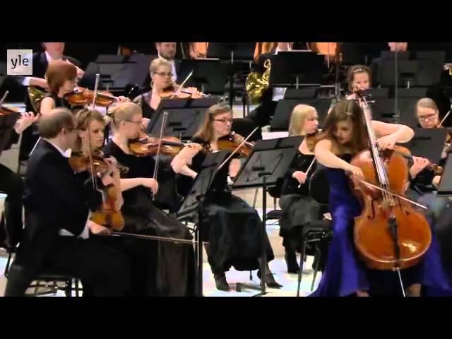 Dvořák: Cello Concerto - Alisa Weilerstein (3/3)