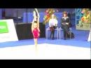Averina Dina and Arina. Rhythmic gymnastics Russia 1998.Аверины Дина и Арина.