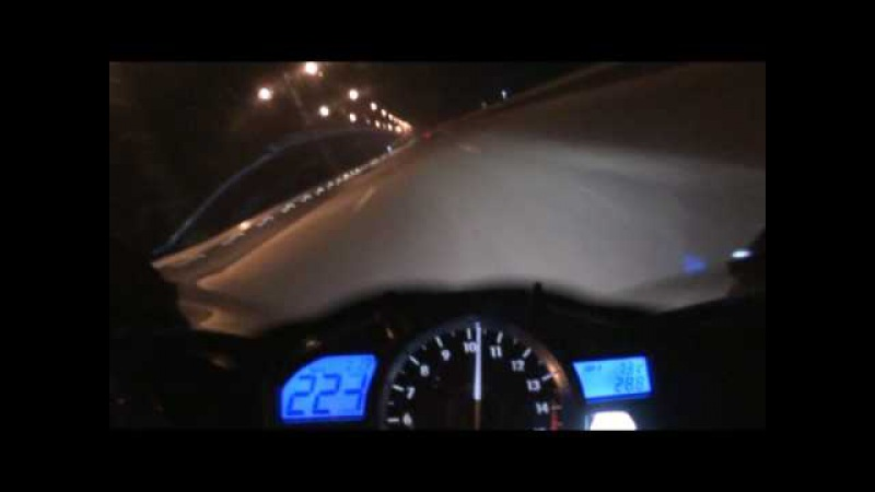 YAMAHA R1 - 300km/h 2 party