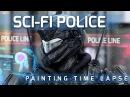 Lockdown - Painting Photo Manip Timelapse