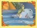 Сказки для самых маленьких 25. Кит и черепашка — Шишкина школа