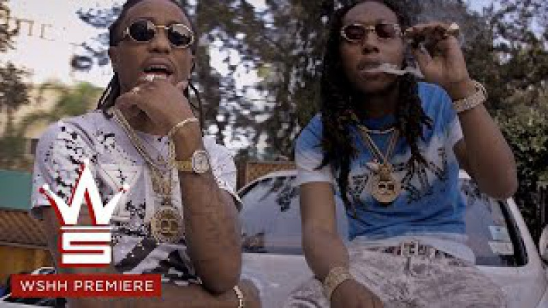 Migos Spray the Champagne (WSHH Premiere - Official Music Video)
