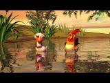 El Gallo y la Pata - Canciones de la Granja de Zen