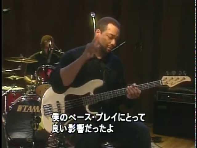 RB Funk Bass - Jerry Barnes