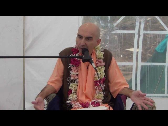 ЕС Бхактиведанта Садху Свами - 12 основных ценностей духовного лидера (02.08.2013) - 23