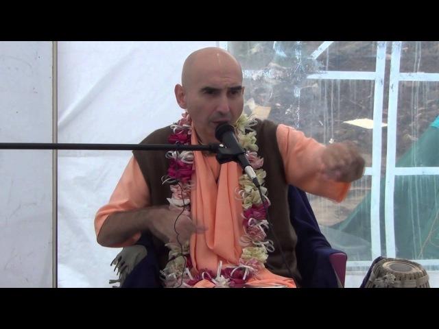ЕС Бхактиведанта Садху Свами - 12 основных ценностей духовного лидера (02.08.2013) - 33
