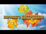 СОЛНЕЧНАЯ ПЕСНЯ Красивый веселый позитив для хорошего настроения