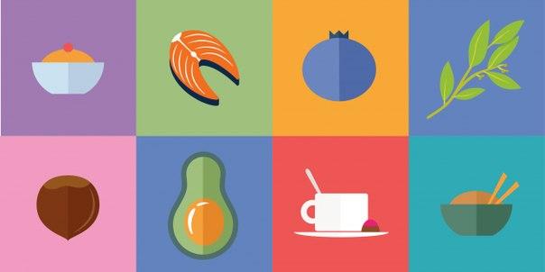 8 продуктов, которые сделают вас умнее Нет, ну кому-то и это не поможет, но попробовать стоит)))