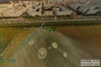 22 июля 2015 - Круги на поле в Тольятти