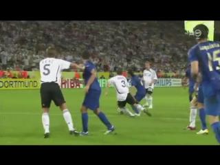 Германия - Италия, ч.м. 2006, 1_2 финала. Самый великий матч в истории футбола