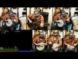Ghosts n Goblins Cover - Banjo Guy Ollie
