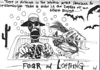Страх и Отвращение в Лас-вегасе Аудиокнига