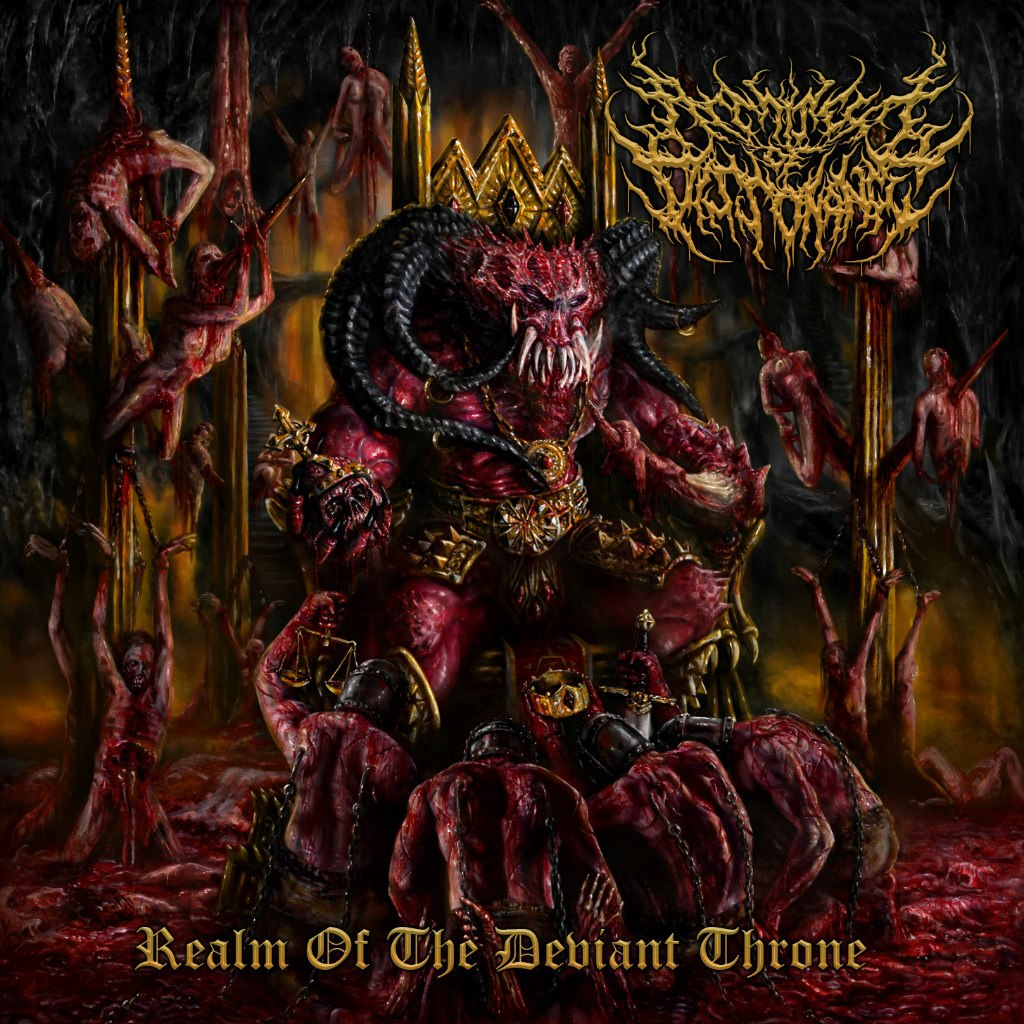 Architect Of Dissonance - Realm Of The Deviant Throne (2015)