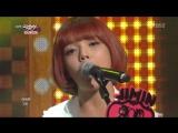 16.08.2013 KBS Music Bank_ AOA BLACK - MOYA
