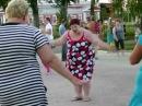 Тётя танцует!